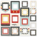 Рамки Simple Stories - Say Cheese II Chipboard Frames