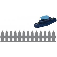 Фигурный дырокол Fiskars - Border Punch - Picket Fence