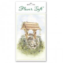 Заготовки Flower Soft - Everyday - Country Toppers - Wishing Well, 6 шт
