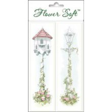 Заготовки Flower Soft - Everyday - Summer - Dovecote & Lamp, 10 шт